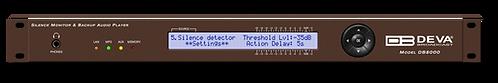 DB8000 - Silence Monitor & Backup Audio Player
