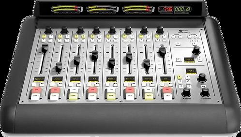 Radius 8-Fader AoIP Mixing Console