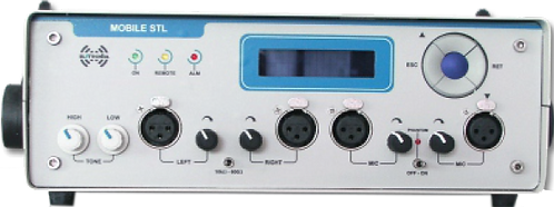 Mobile STL - FM Microwave Links (TX)