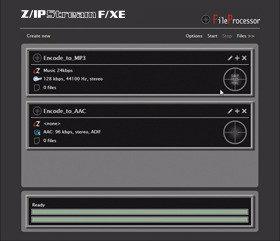Z/IPStream F/XE