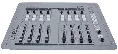 D&R Lyra 8 fader control surface