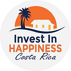 Invest in Happiness Costa Rica Logo