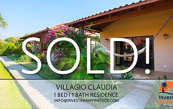 Villagio Claudia 29A | For Sale | Under $100,000 | Potrero | Costa Rica | Invest in Happiness Costa Rica