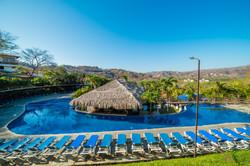 Villas Sol guest pool