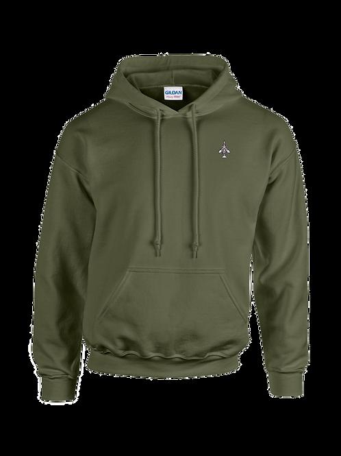 Phantom - G185 Gildan Heavy Blend™ 8 oz., 50/50 Hooded Sweatshirt
