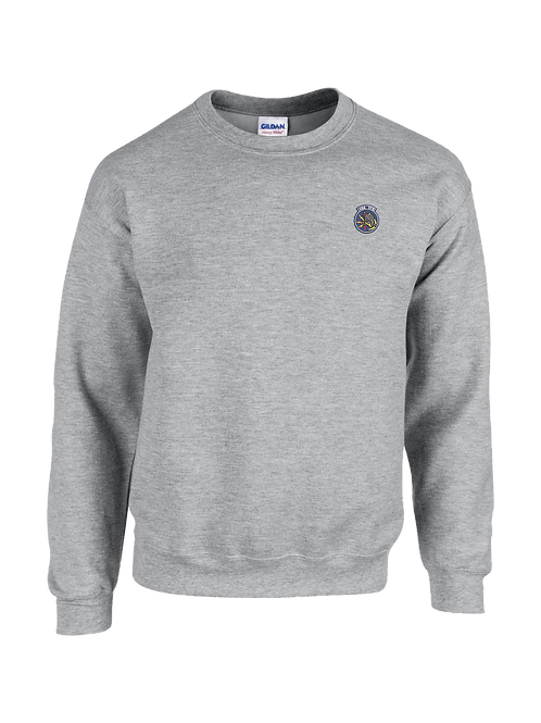 496th - G180 Gildan Adult Heavy Blend™ 8 oz., 50/50 Fleece Crew