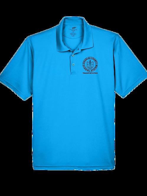 8210 UltraClub Men's Cool & Dry Mesh Piqué Polo