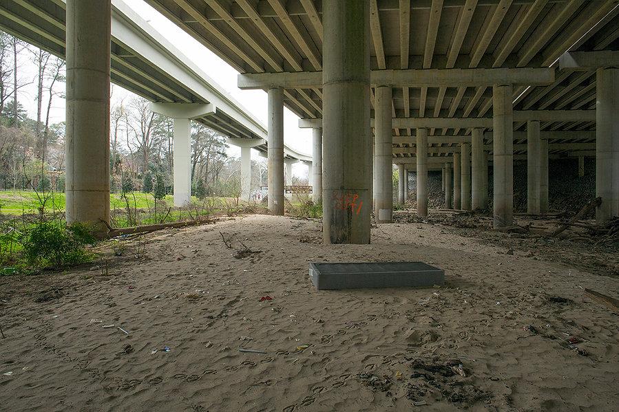 Atlanta Cheshire Bridge Bridge Mattress.
