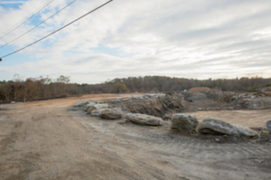 Atlanta. Construction Site. Cheshire Bri