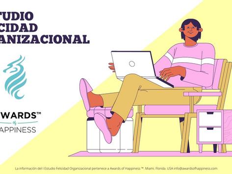 I Estudio de Felicidad Organizacional 2021
