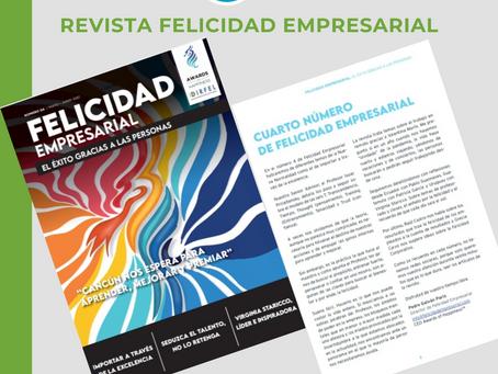 Revista Felicidad Empresarial. Descárgatela!