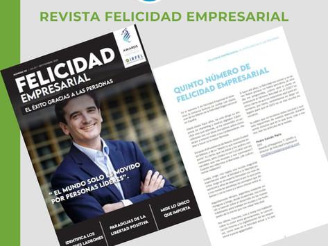 Revista Felicidad Empresarial #5. Descárgatela!