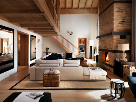 Cabins That InspireSeries (Pt 5): Swiss Cabin in the Alps