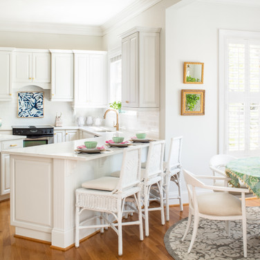 Mary Hannah Interiors Portfolio by Room Kitchen Wilmington Designer