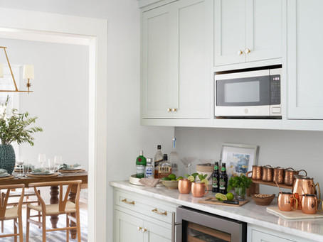 Why You Need a Butler's Pantry
