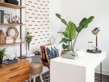 Personalize Your Home Part Two by Converting Collectibles into Art
