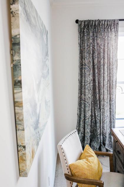 #RiverLightsQuaintModelHome+--+Home+Tour+Office+--+Mary+Hannah+Interiors