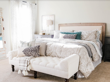 #RiverLightsQuaintModelHome: Home Tour, Master Bedroom