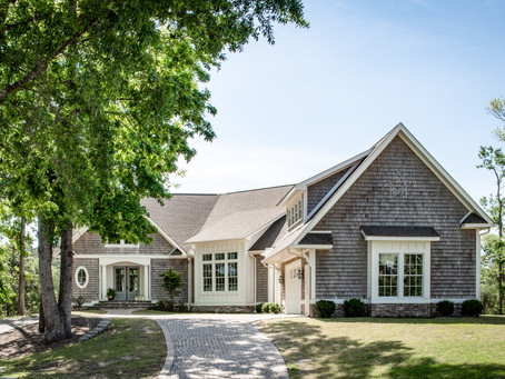 Dream Cottage with a View: Home Tour, Front Exterior and Entryway