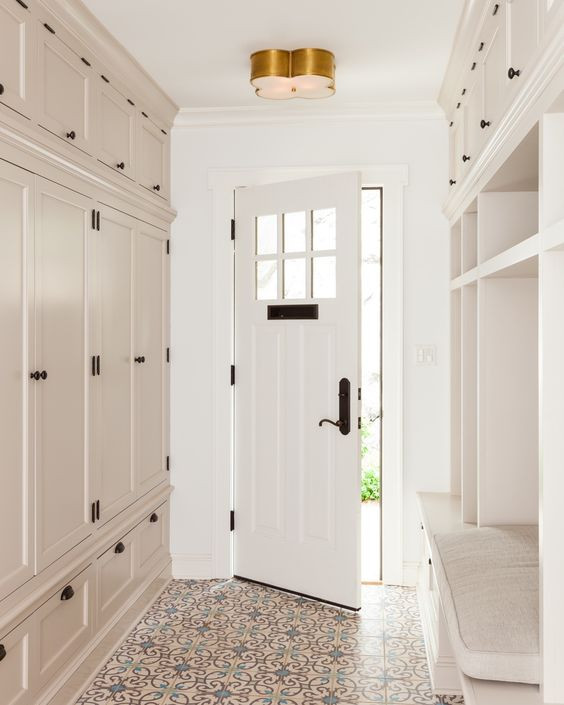 11+Mudrooms+That'll+Make+Your+Heart+Stop+--+The+Culture+of+Design+Home