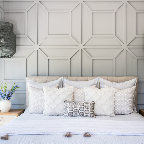 Mary Hannah Interiors Wilmington Designer Portfolio by Room Master Bedroom