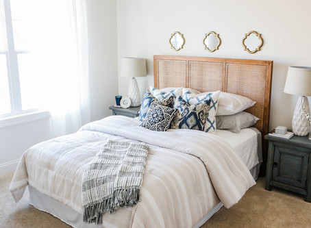 #RiverLightsQuaintModelHome: Home Tour, Guest Bedroom