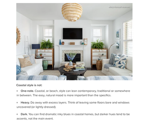 Mary Hannah Interiors Featured on Houzz (Again!) Studio Blog Cary Project Living Room
