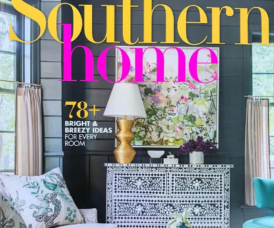 MHI IN THE PRESS: Featured in Southern Home Magazine's May/June Issue