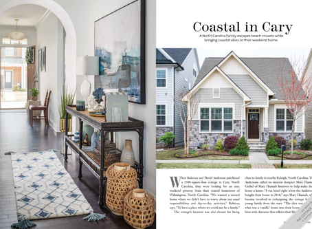 MHI IN THE PRESS: Featured in The Cottage Journal's Summer Issue
