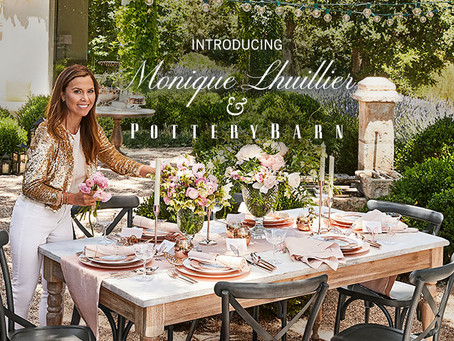 High Fashion Meets Elite Living in the Latest Pottery Barn Collaboration