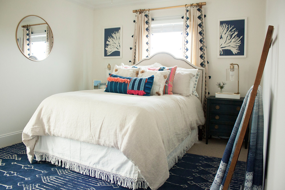 Mid+Century+Bohemian+Beach+House+Transformation+--+Bedroom+Edition+--+Wilmington+--+Designer+--+Mid+Century+Bohemian+Beach+House+Transformation+--+Bedroom+Edition+--+Mary+Hannah+Interiors