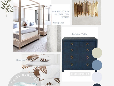 Thursday at MHI - Guest Bedroom Sneak Peek