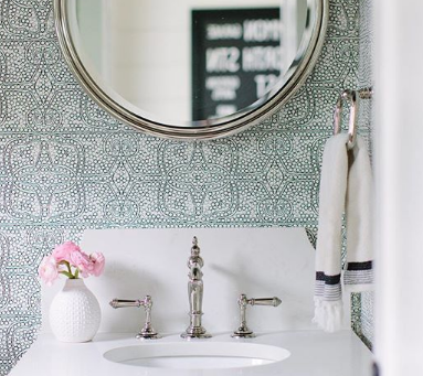 Our Top Favorite Powder Rooms in 2017