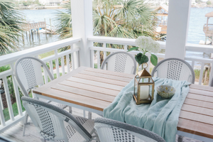 Mid+Century+Bohemian+Beach+House+--+Home Tour+--+Outdoor+Dining+--+Blog+--+Mary+Hannah+Interiors
