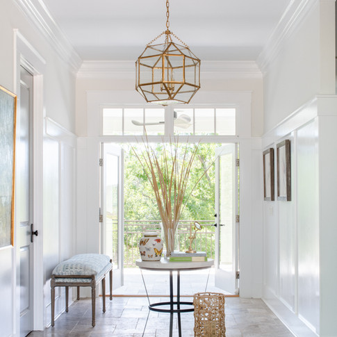 Mary Hannah Interiors Dream Cottage with a View Wilmington Designer California North Carolina