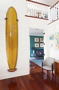 Coastal+Vibe +Decorating+with+Surf+Boards!+--+Mary+Hannah+Interiors+