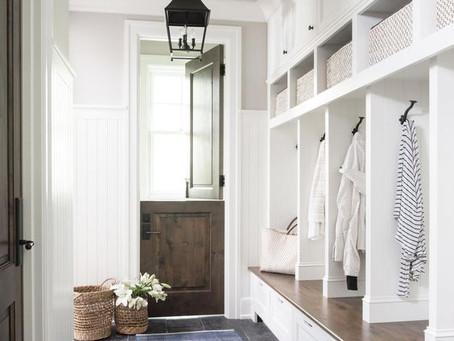Turning Your House into Home - Week 3: Mudroom