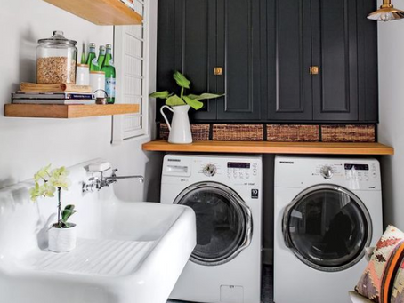 Design Tips: Laundry Room