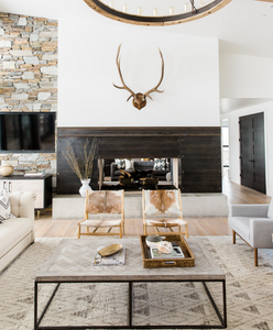 Cabins+That+Inspire+Series+--+Modern+Mountain+Home+--+Mary+Hannah+Interiors