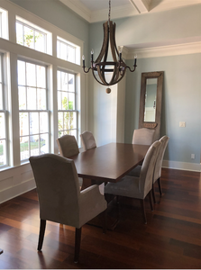 Mary Hannah Interiors Blog Before and After: A Dining Room Transformation of Distinction