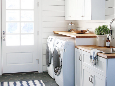 Liven Up Your Laundry Room