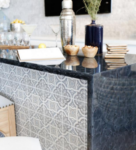 Mary Hannah Interiors Studio Blog Tile and Flooring Inspiration for a Commercial Project