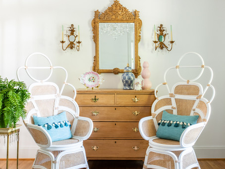 Personalize Your Home Part One by Mixing Styles