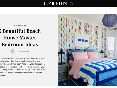 Mary Hannah Interiors Featured on Home Refinery