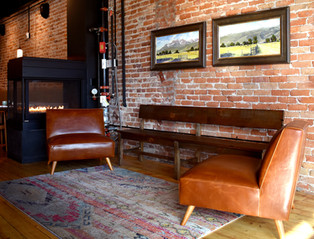 Midway Mercantile waiting area