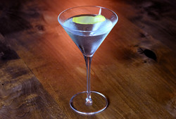 Seasonal Martini