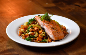 Midway Mercantile Stone Hearth Roasted Scottish Salmon