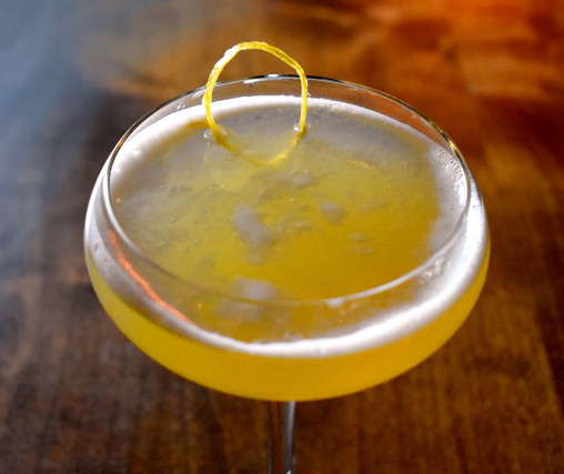 Midway Mercantile Summer Cocktail: French 75