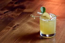 Midway Mercantile Craft Cocktail: Smashing