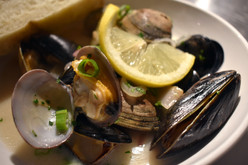 Midway Mercantile Mussels & Clams Bathed in Coconut